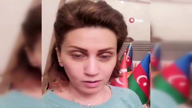 Azerbaycanlı ünlü sanatçı Azerin'den Mehmetçik için duygulandıran mesaj