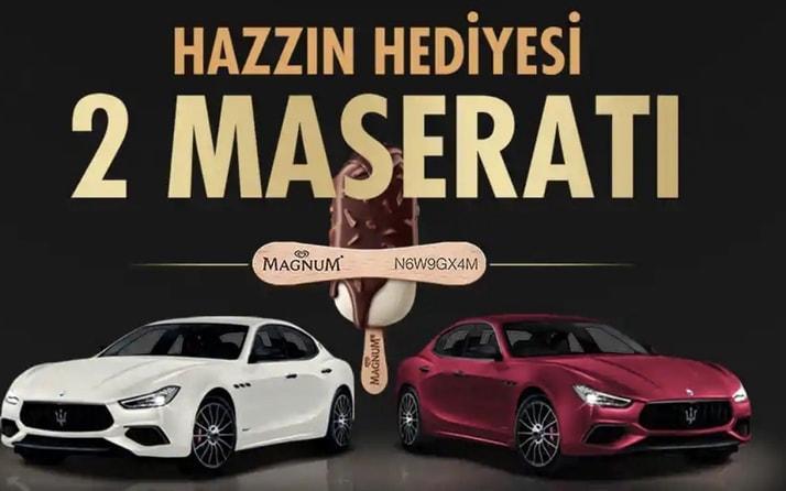 Magnum Maserati çekilişi canlı izle: Magnum çekilişi saat kaçta, sonuçlar açıklandı mı?