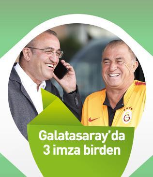 Galatasaray; Mustafa Kapı, Yunus Akgün ve Atalay Babacan ile sözleşme yenileyecek