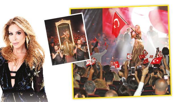 Konser geliri Mehmetçik'e