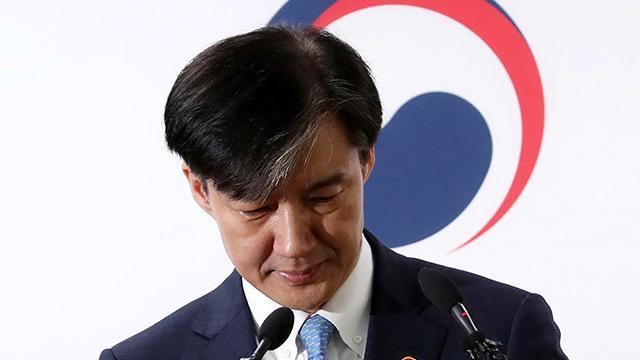 Güney Kore'de protestoların ardından Adalet Bakanı Cho istifa etti