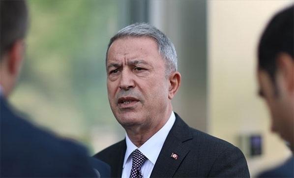 Milli Savunma Bakanı Hulusi Akar çok değerli açıklamalarda bulundu