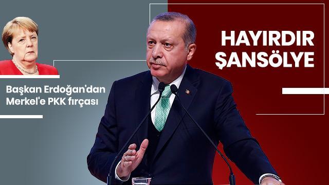 PKK'yı NATO'ya mı aldınız?