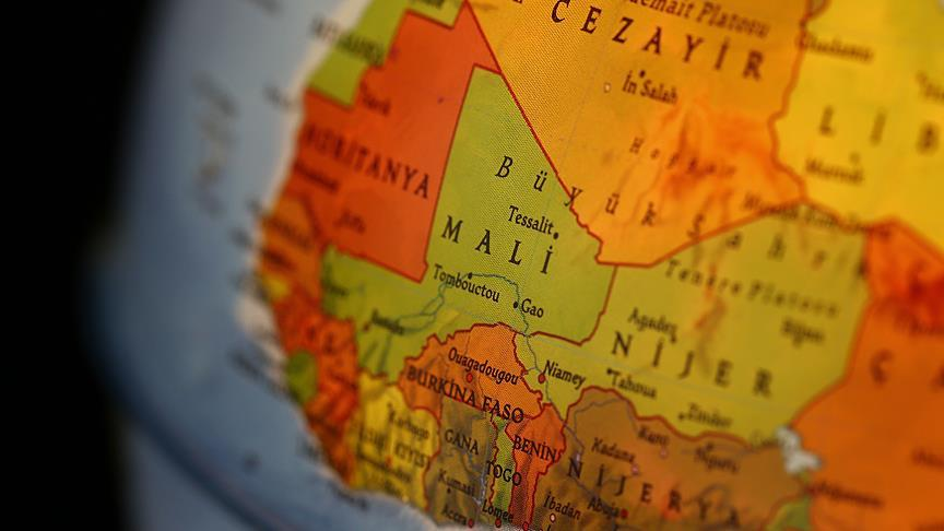 Burkina Faso'da 45 günlük sokağa çıkma yasağı