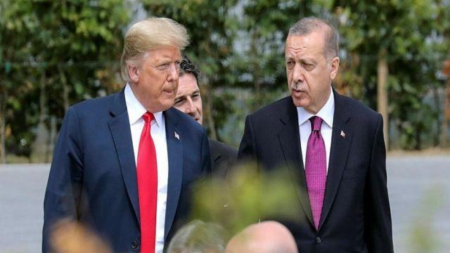 Başkan Erdoğan: Trump'a 'Terör örgütüyle asla masaya oturmayız' dedim
