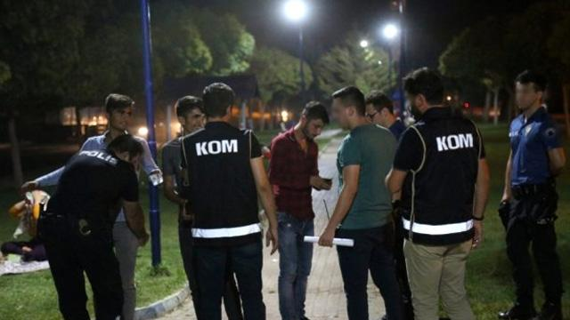 İçişleri Bakanlığı'dan 81 ilde eş zamanlı Türkiye Güven Huzur uygulaması