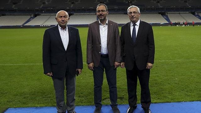 Nihat Özdemir: 'Lider geldik, lider dönüyoruz'