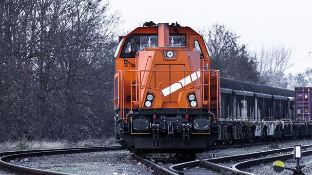 Marmaray'ı kullanarak Avrupa'ya geçecek ilk yük treni China Railway Express'in, 5 Kasım'da Türkiye'de olacak