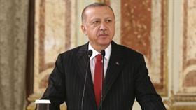 Erdoğan'ın başlığı: Diğerleri harekete geçmeyince adım attık
