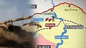 Suriye'de sıcak gelişmeler! Türk askerinin Cerablus'taki hareketliliği arttı