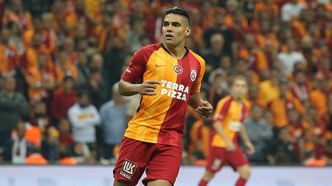 Galatasaray'a Falcao'dan iyi haber geldi
