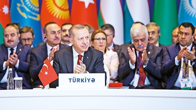 Erdoğan'dan kardeşlik mesajı: 6 millet tek devlet
