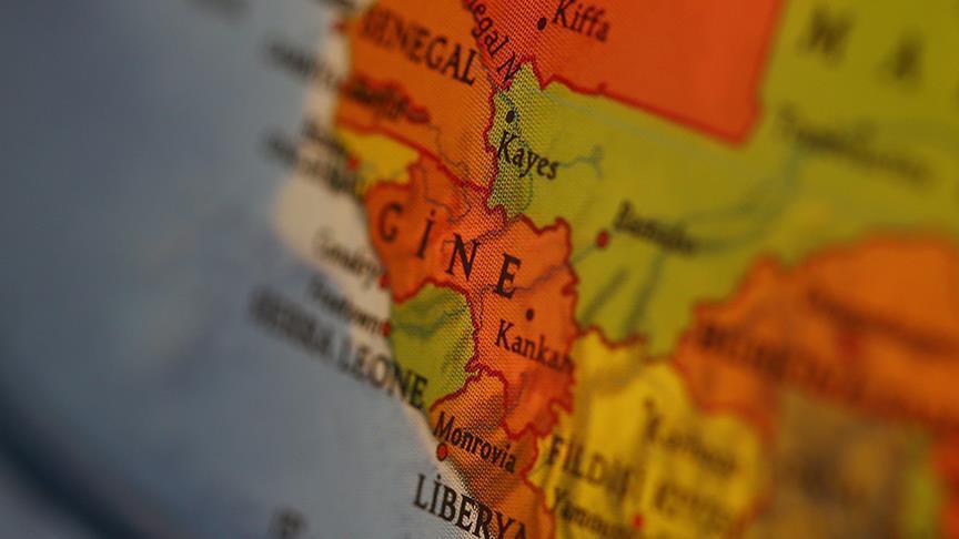 Gine'de protesto gösterisi: 2 ölü, 13 yaralı