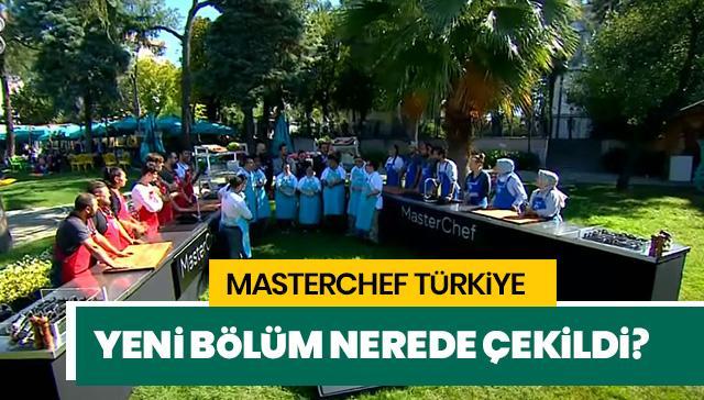 Masterchef Türkiye'nin çekildiği Tebessüm Kahvesi nerede? Masterchef Türkiye yeni bölüm nerede çekildi?