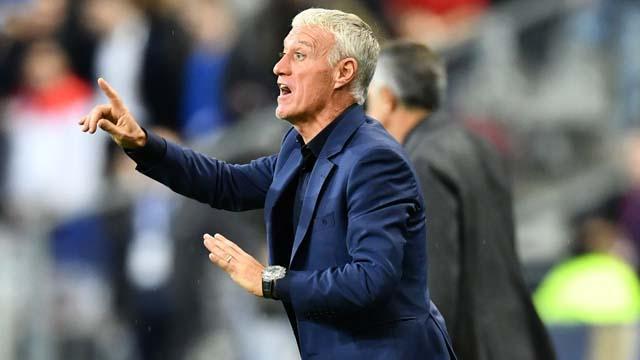 Didier Deschamps Mert Günok'a hayran kaldı