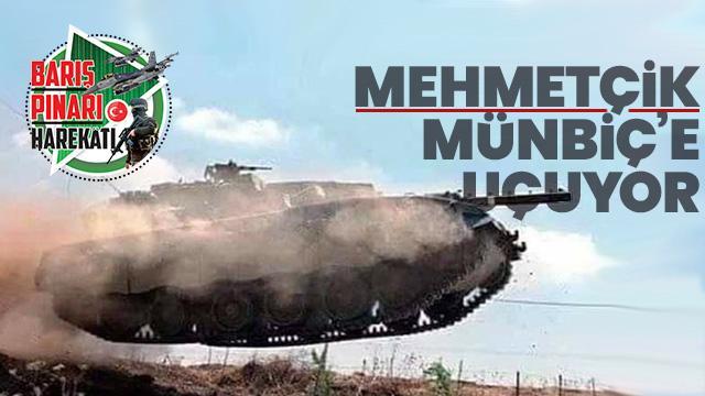 Barış Pınarı Harekatı'nda son durum: 6 bin askerle Münbiç'e