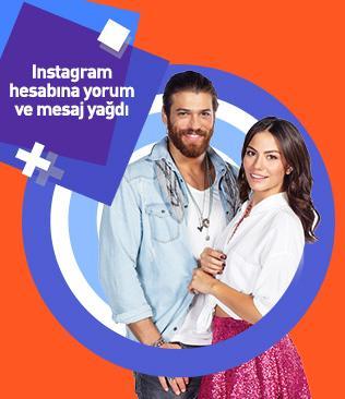 Demet Özdemir'in Instagram hesabına yorum ve mesaj yağdı
