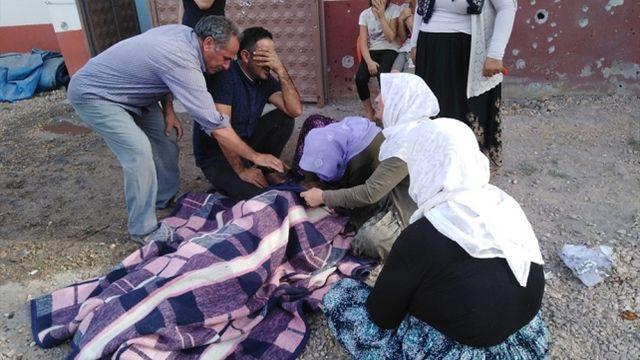 Terör örgütü YPG/PKK yine sivilleri hedef aldı! 6 sivil öldü, 15 sivil yaralandı
