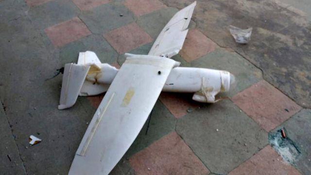 Son Dakika: YPG/PKK'nın insansız hava aracı düşürüldü