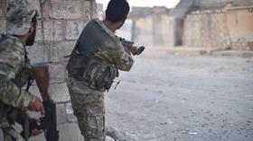 YPG'nin 6 keskin nişancısı etkisiz hale getirildi!