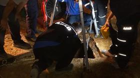 Kilis'te indikleri kuyuda gazdan etkilenen 3 kişi öldü