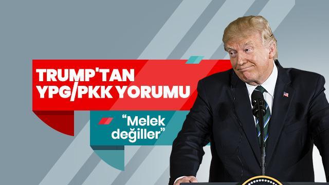 Trump: Bu Türkiye ile Suriye arasındadır, benim sorunum değildir