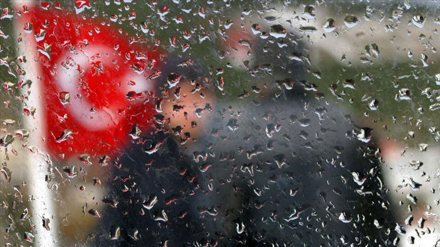 DİKKAT: 7 il için yağmur uyarısı yapıldı!