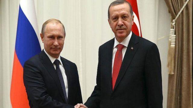 Başkan Erdoğan 22 Ekim'de Rusya'ya gidiyor