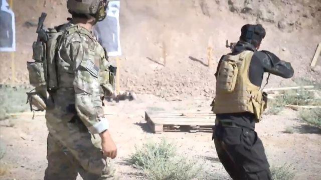 ABD'den YPG/PKK'ya Türkiye operasyonuna karşı hazırlık eğitimi