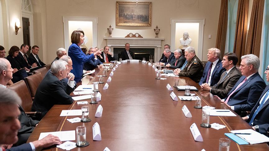 Beyaz Saray'daki Türkiye toplantısında ortalık karıştı