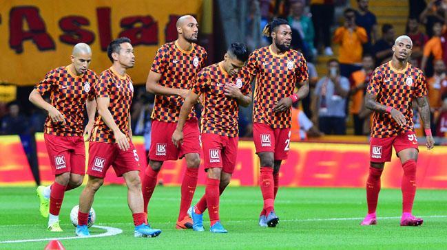 Galatasaray'da Lemina ve Falcao kafileye dahil edilmedi