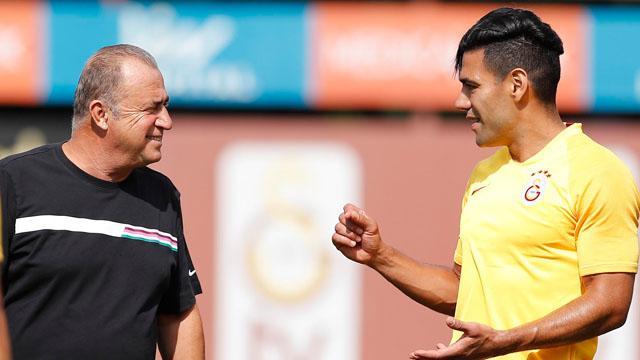 Fatih Terim, Lemina ve Falcao'yu Real maçına saklıyor
