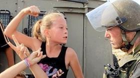 Harekat aleyhine manipülasyon için 'Filistinli cesur kız'ı kullandılar