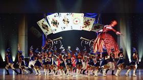 Dansla bir nefeste dünya turu