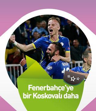 Fenerbahçe'ye Muriqi'den sonra bir Kosovalı daha