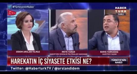 CHP'li Yarkadaş ile Mete Yarar canlı yayında birbirine girdi! Terbiyesiz...