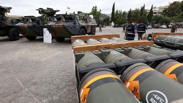 Fransa ve Almanya, silah ihracatı konusunda anlaşma imzaladı