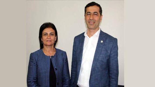 Kandil'in siyasi kanadı HDP'nin Nusaybin Belediye Başkanı tutuklandı