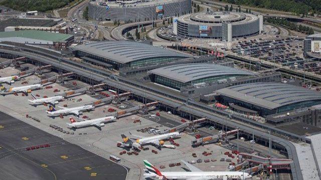 Hamburg Havalimanı'nda 2. Dünya Savaşı'ndan kalma bomba bulundu