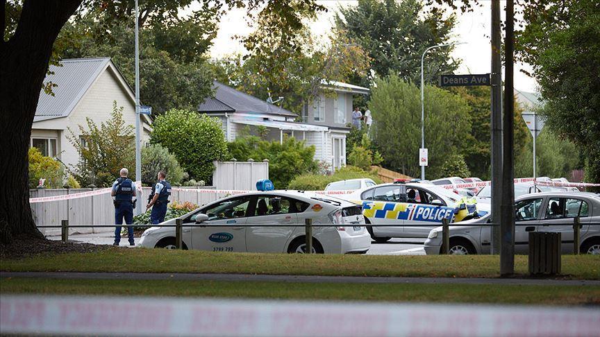 Yeni Zelanda'da cami saldırılarını yapan teröristi yakalayan polislere cesaret ödülü