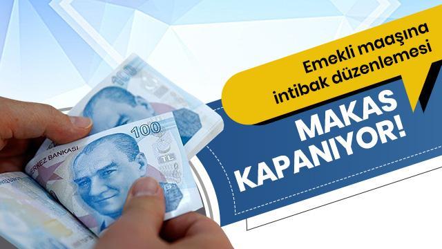 17 Ekim SSK SGK ve Bağkur emekli maaşı intibak yasası çıktı mı? Maaşlarda intibak sonrası ne kadar zam olacak?