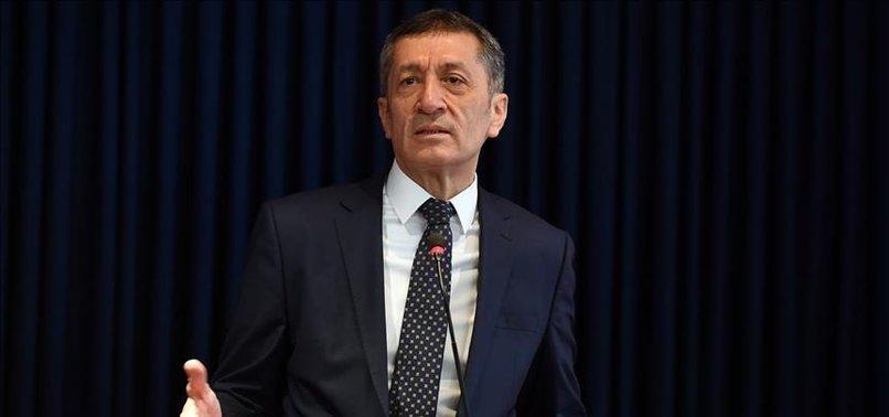Milli Eğitim Bakanı Ziya Selçuk: 10 pilot ilde 10 BİLSEM seçtik