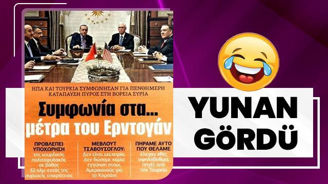 Yunan basını anlaşmayı böyle gördü: Ankara istediğini aldı