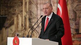 Başkan Erdoğan'dan Trump açıklaması: Fırat'ın doğusunu görüştük