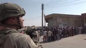 MSB'den anlamlı video: Tel Abyad ve Resulayn'da hayat normale dönüyor