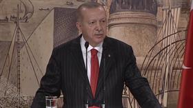 Başkan Erdoğan: ABD verdiği sözü yerine getirmezse harekat yeniden başlar