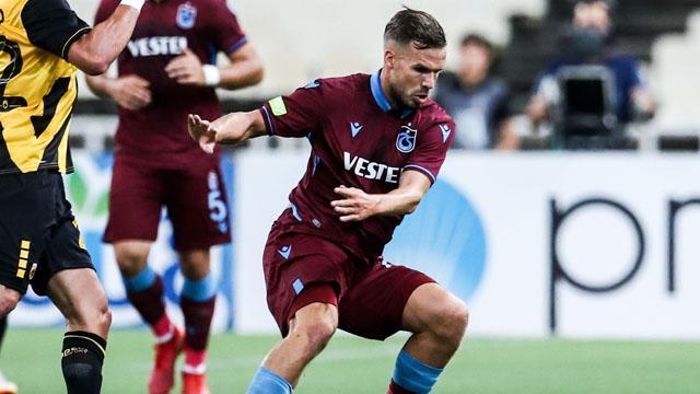 Trabzonspor'da Novak anlaşmaya onay verdi