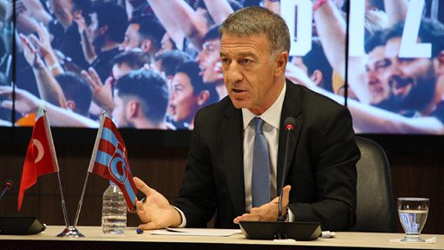 Ahmet Ağaoğlu'ndan UEFA'ya sitem