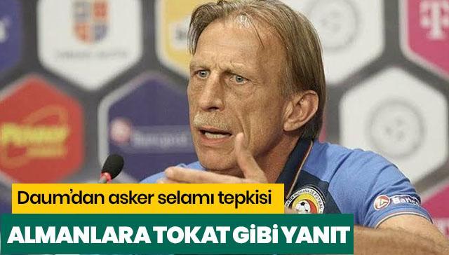 'Türk askeri arkadaş gibidir'