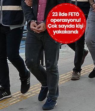 İstanbul merkezli FETÖ operasyonu! 41 polis hakkında gözaltı